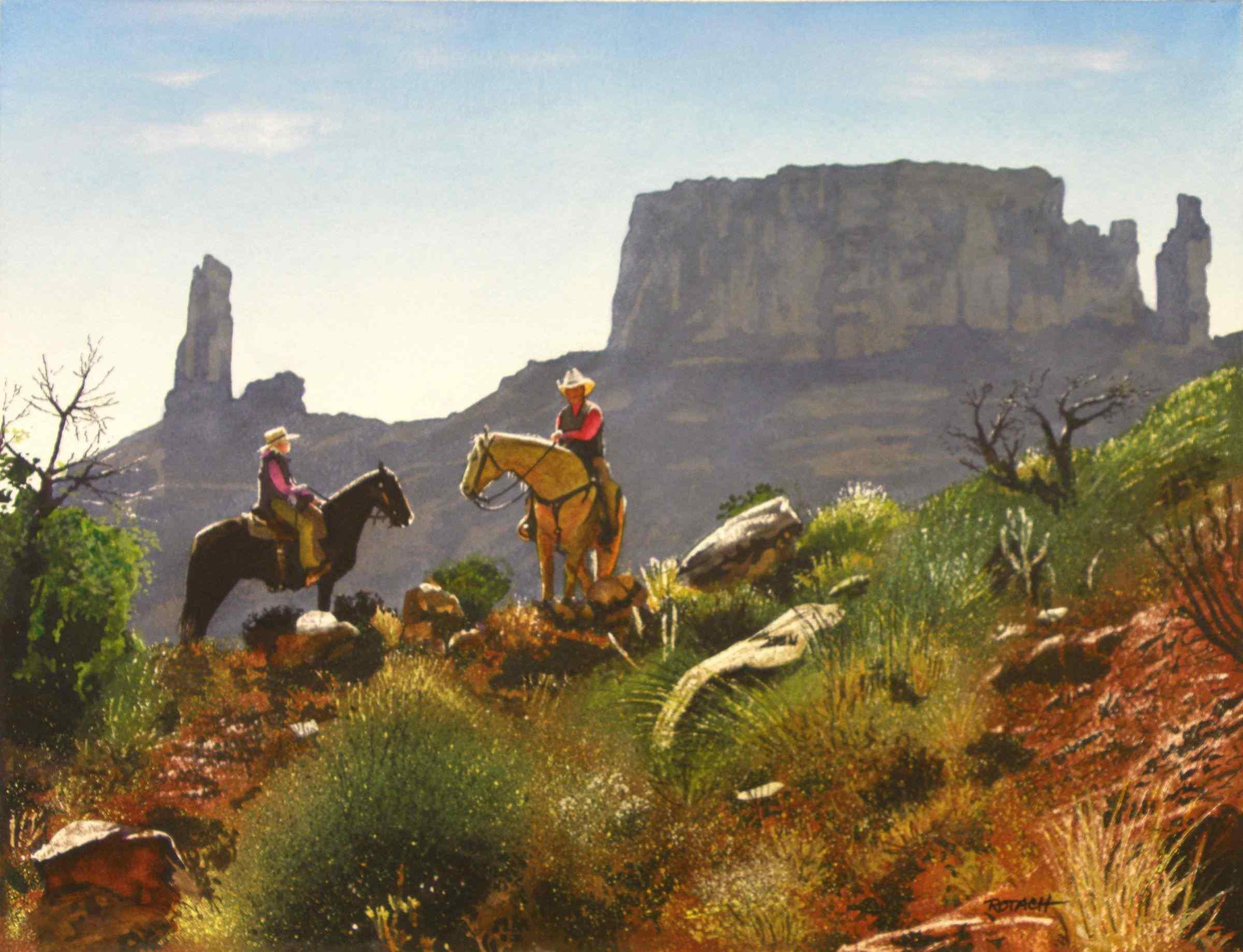 Rimrock Riders