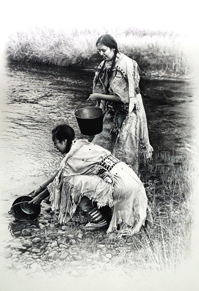 Image Cheyenne Water Carriers