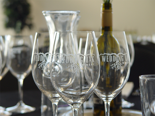 Wedding Oak Winery Item