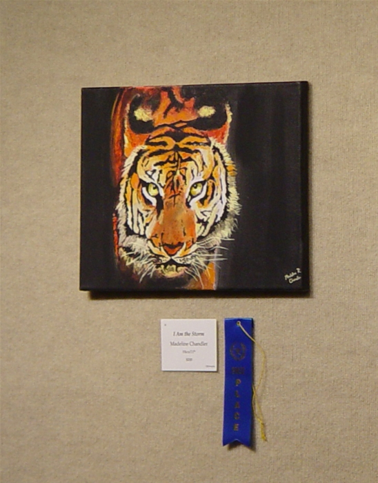 I Am the Storm - Best in Show Winner